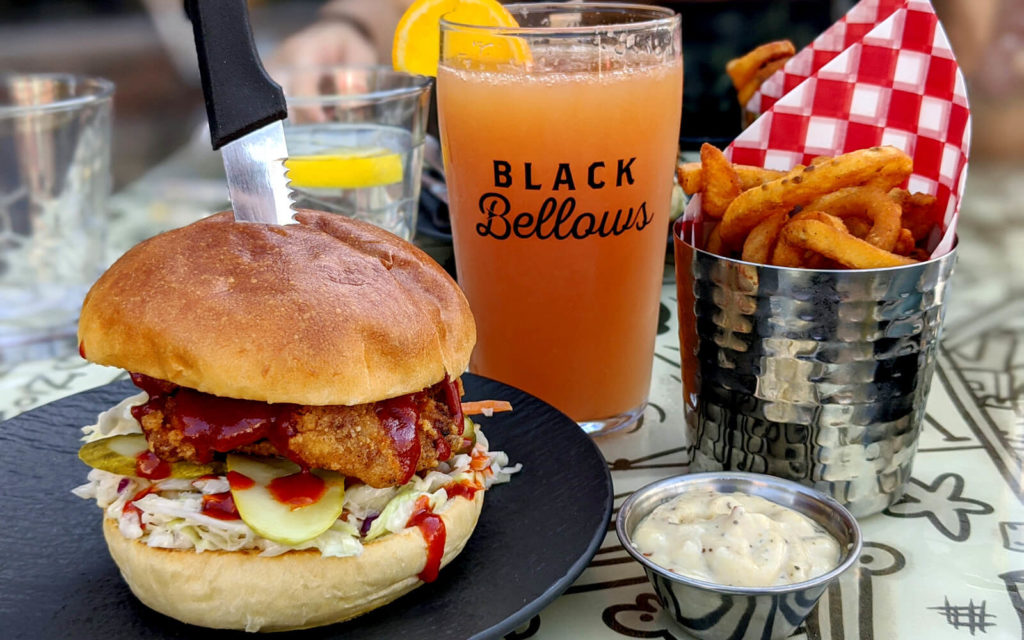 Black Bellows Brewery, One of the Best Restaurants in Collingwood