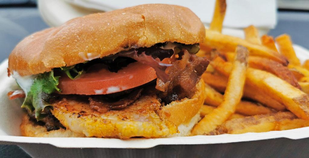 The Burger Shop in Bracebridge