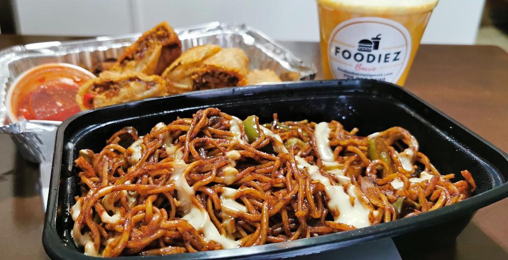 Foodiez Barrie food