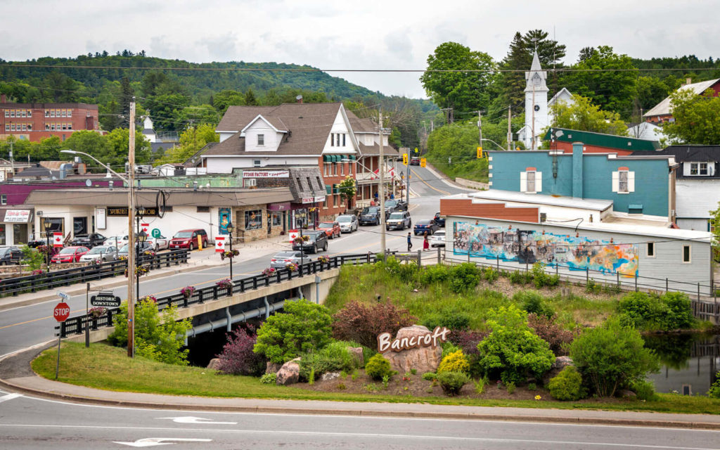 Views of Bancroft in Ontario's Highlands
