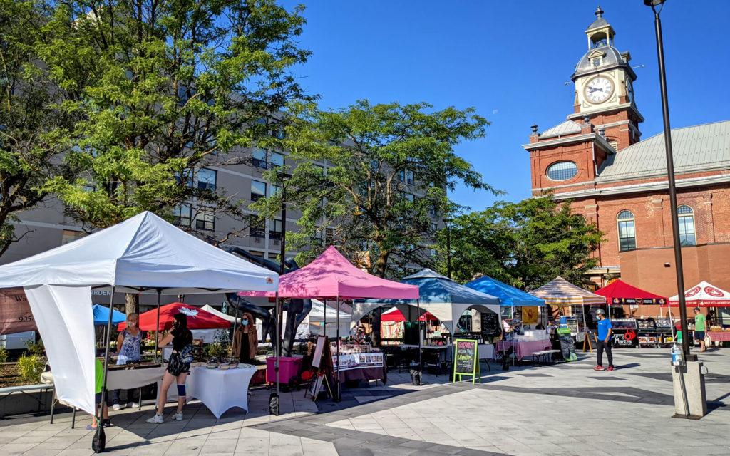 Peterborough Downtown Farmer's Market