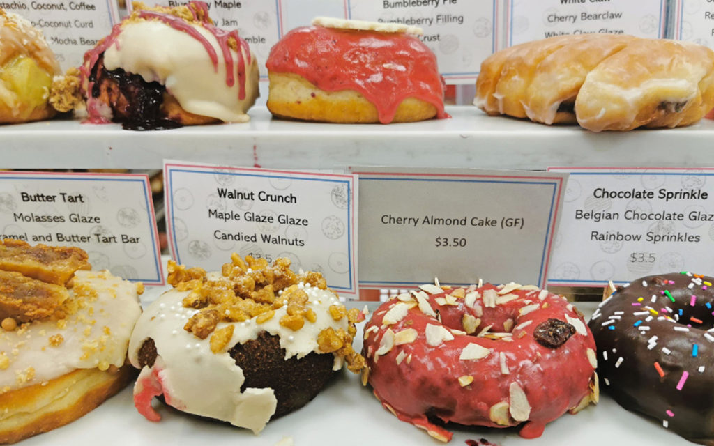 15+ Awesome Donuts in Ontario You Donut Want to Miss