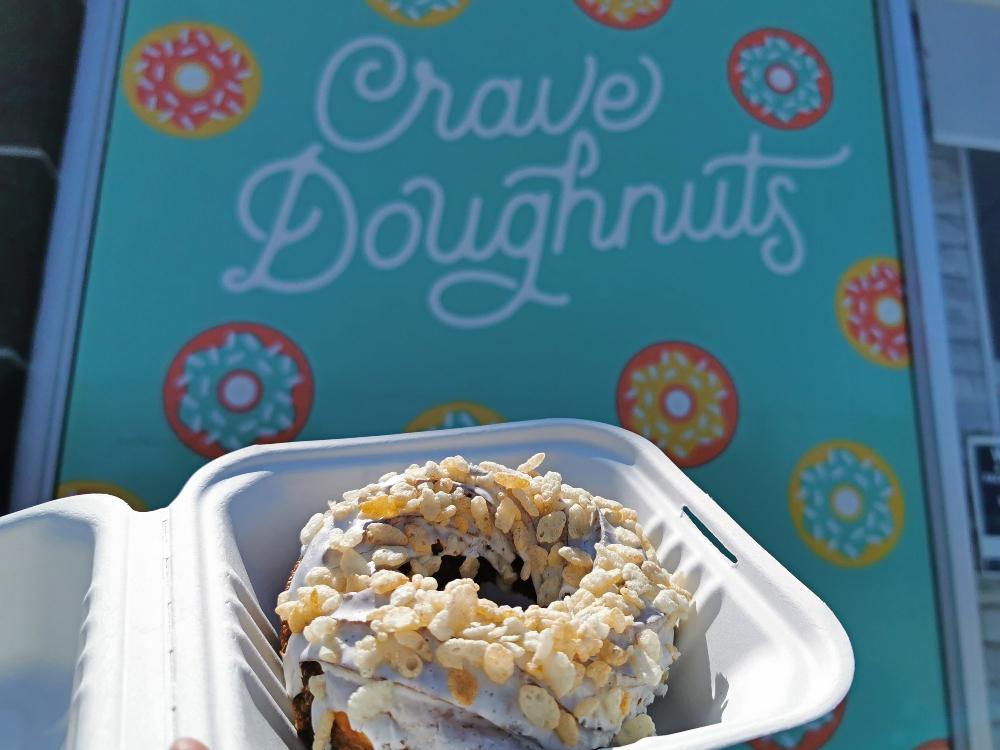 Crave Doughnuts
