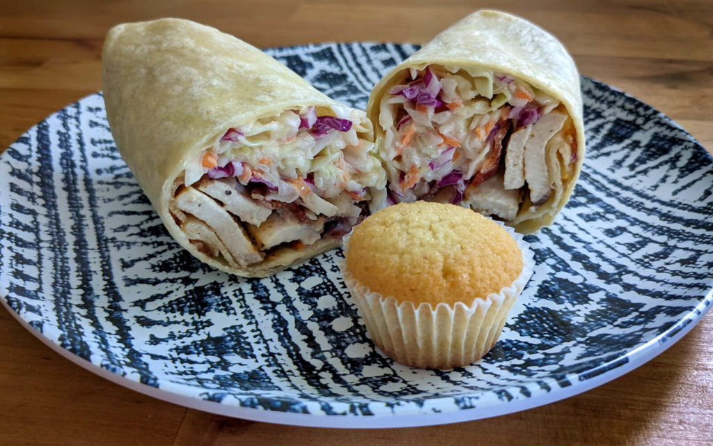 Ben's Wrap from Ellena's Cafe & Pantry